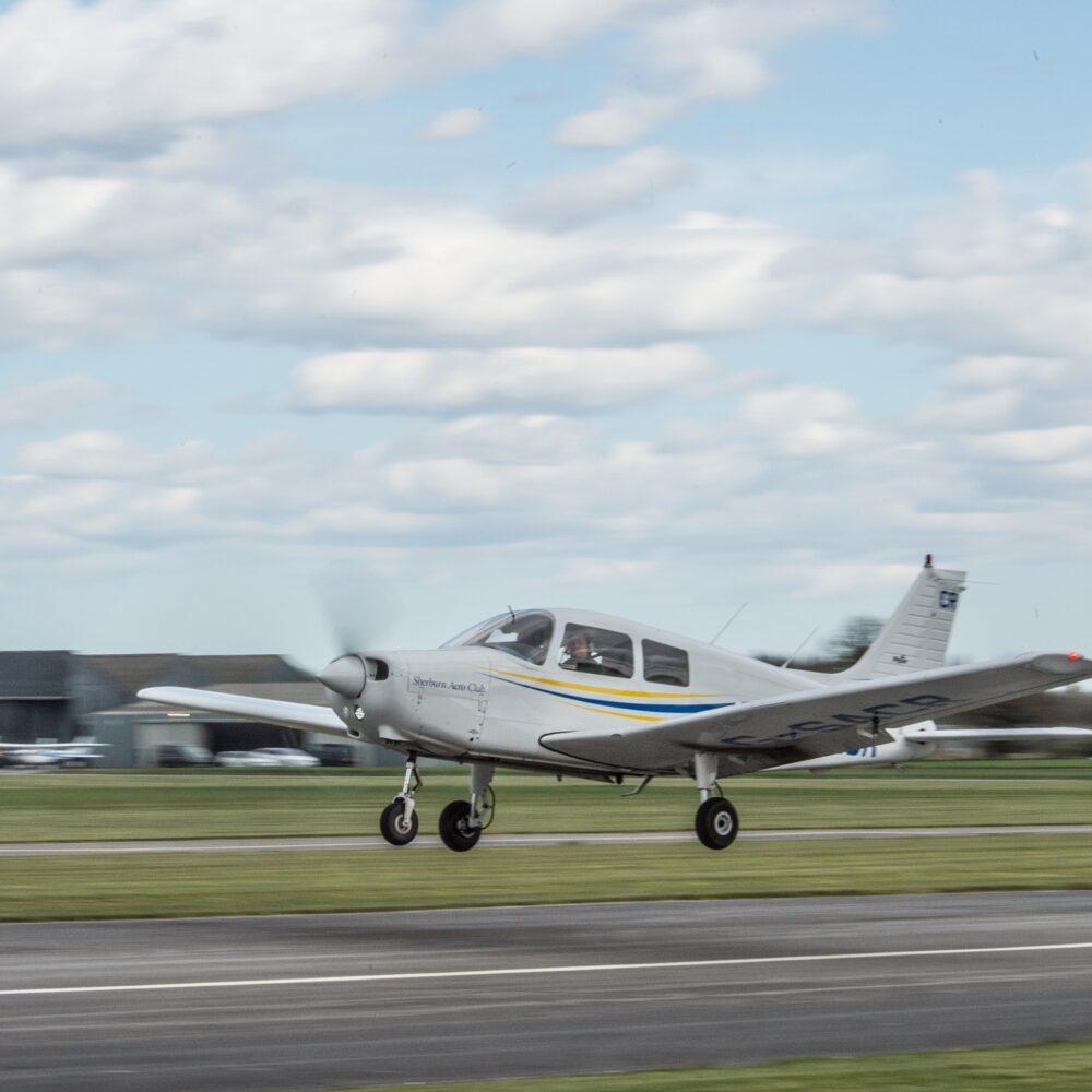 Sherburn Aero Club