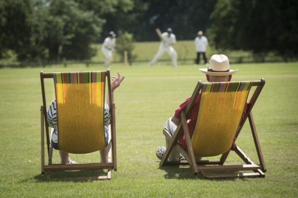 Bolton Percy cricket ground