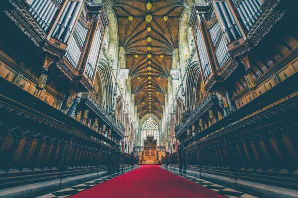 Choir Selby Abbey