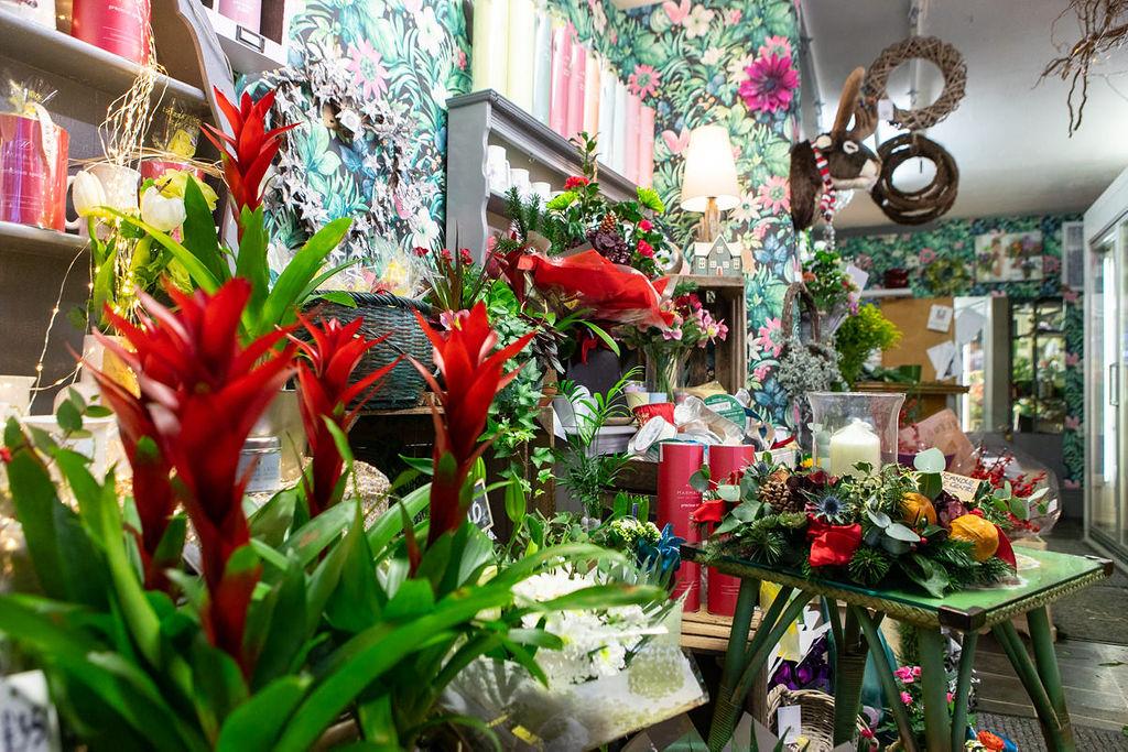 Florist display