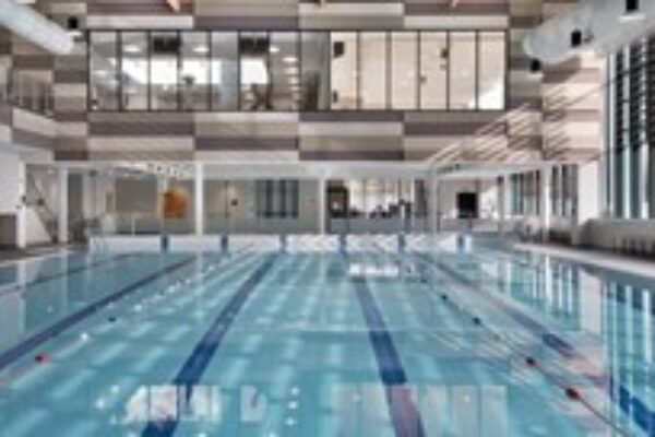 Picture of the swimming pool at Selby Leisure Centre