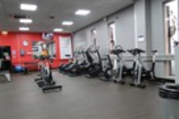 A picture of the gym at Tadcaster Leisure Centre