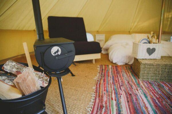 Hazlewood Castle Tent