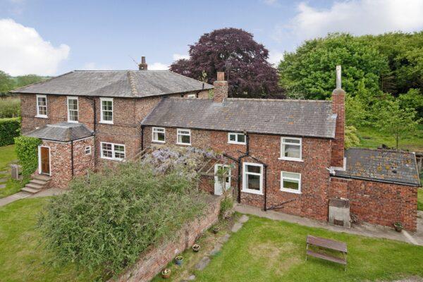 Rusholme Grange Cottage