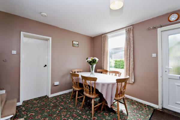 Rusholme Grange Cottage Dining Room