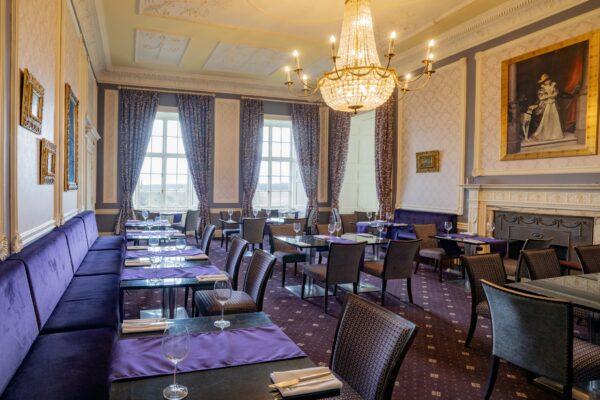Vavasour Restaurant at Hazlewood Castle