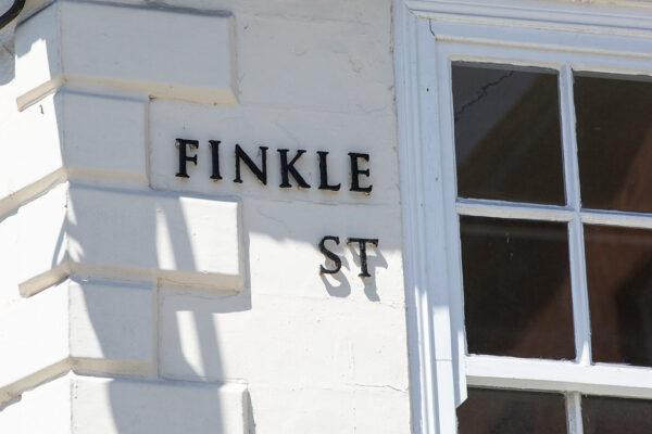 Finkle Street Shot
