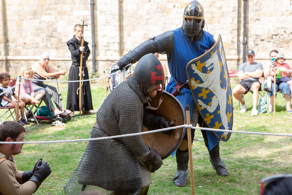 Medieval Day at Selby Abbey