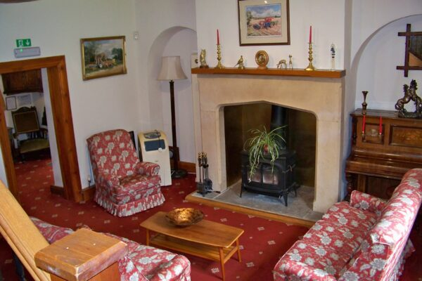 Guests only Lounge at Presbytery Guest House
