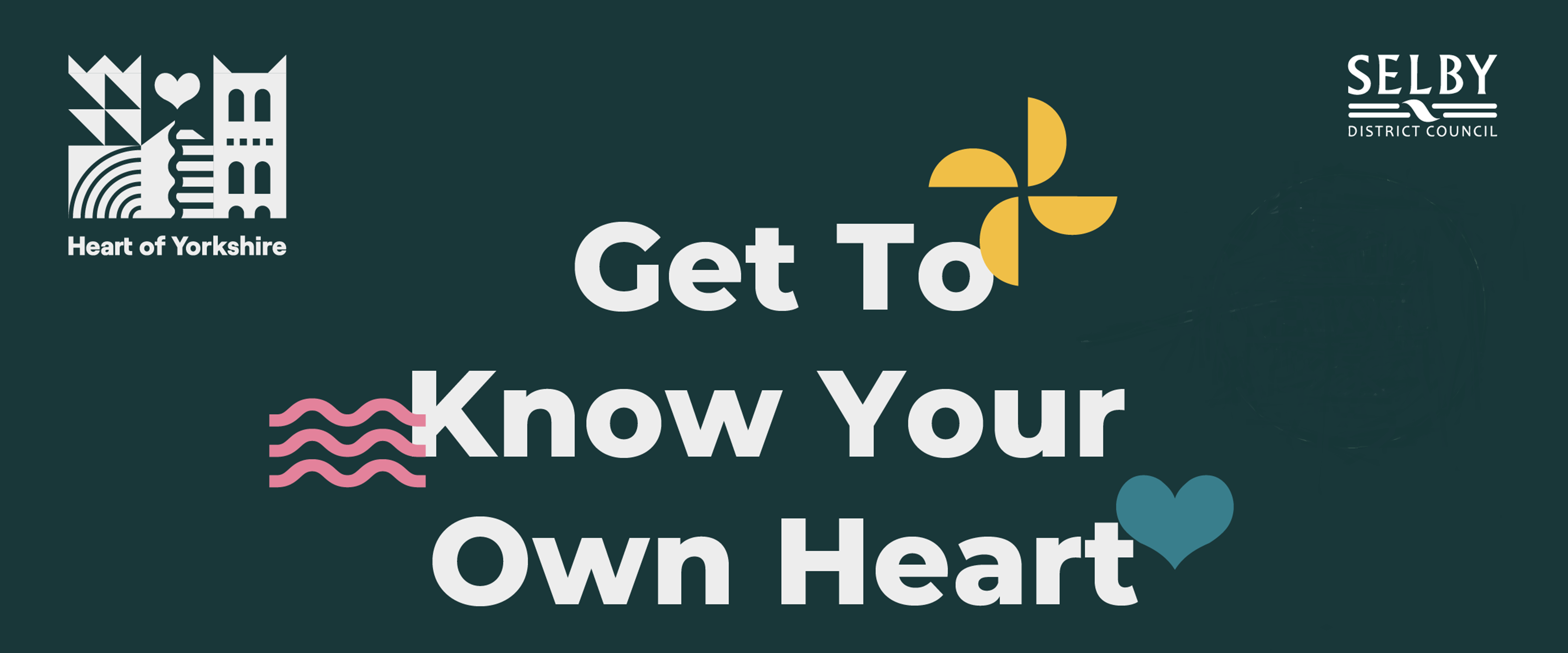Get To Know Your Own Heart Banner